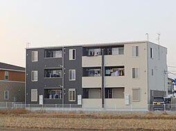 キャッスルバレー加須[2階]の外観
