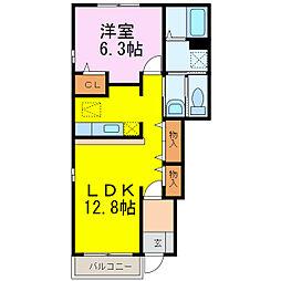 南羽生駅 4.7万円