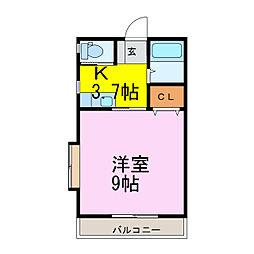 羽生駅 3.9万円