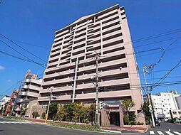 広島県福山市入船町2丁目の賃貸マンションの外観