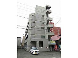 南16条ビル[2階]の外観