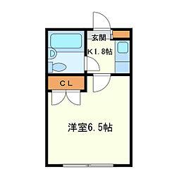 【敷金礼金0円!】総業北14条第5ハイム