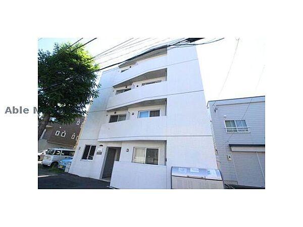 北海道札幌市北区北二十六条西2丁目の賃貸マンション