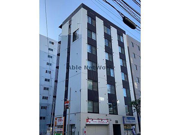 トミイビル No.18 6階の賃貸【北海道 / 札幌市北区】