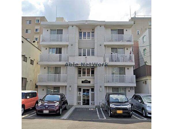 北海道札幌市北区北二十一条西3丁目の賃貸マンション