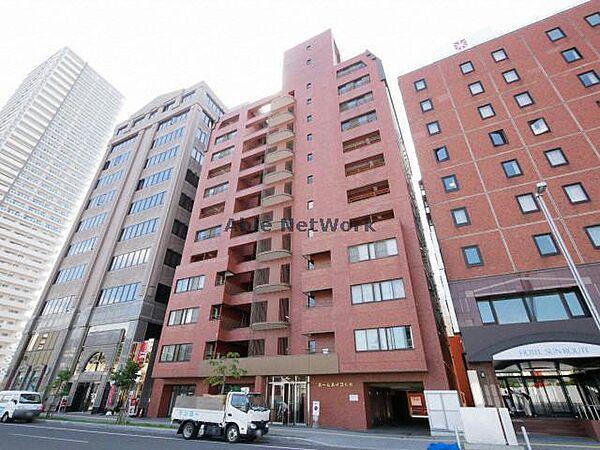 バームハイツ札幌 4階の賃貸【北海道 / 札幌市北区】