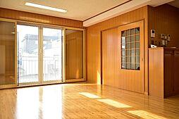 札幌市西区西野7条3丁目 5SLDKの居間