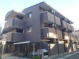 近鉄南大阪線 針中野駅 徒歩4分の賃貸マンション