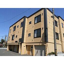 札幌市営東西線 白石駅 徒歩18分の賃貸アパート