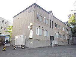 札幌市営南北線 真駒内駅 バス10分 川沿1条1丁目下車 徒歩5分の賃貸アパート