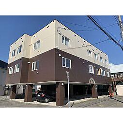 札幌市営東西線 南郷18丁目駅 徒歩12分の賃貸マンション