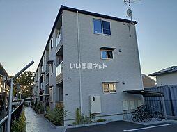 JR阪和線 和泉府中駅 徒歩18分の賃貸アパート