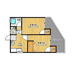 【敷金礼金0円!】福岡市地下鉄七隈線 金山駅 徒歩12分