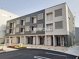 JR片町線(学研都市線) 徳庵駅 徒歩13分の賃貸アパート