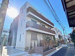 東急大井町線 大岡山駅 徒歩10分の賃貸アパート