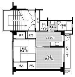 【敷金礼金0円!】ビレッジハウス広宮沢2号棟