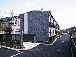 JR中央線 高尾駅 バス24分 のぼり川下車 徒歩2分の賃貸アパート