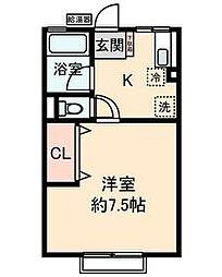 新茂原駅 1.4万円