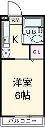 本郷駅 2.1万円