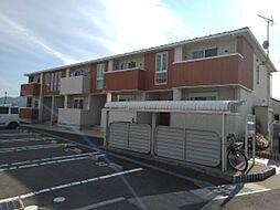 JR湖西線 安曇川駅 徒歩12分の賃貸アパート