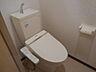 トイレ,1K,面積25.82m2,賃料8.6万円,JR中央線 三鷹駅 徒歩9分,,東京都武蔵野市西久保2丁目