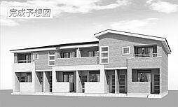 JR東海道本線 豊橋駅 バス17分 小浜下車 徒歩2分の賃貸アパート