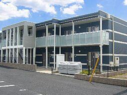 JR御殿場線 御殿場駅 バス11分 六日市場下車 徒歩8分の賃貸アパート