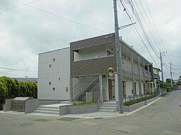 JR常磐線 荒川沖駅 バス20分 中郷下車 徒歩5分の賃貸アパート