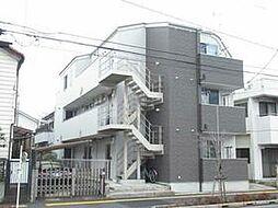 JR南武線 西国立駅 徒歩5分の賃貸アパート