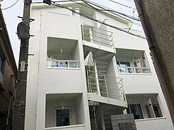 東武伊勢崎線 東向島駅 徒歩9分の賃貸アパート