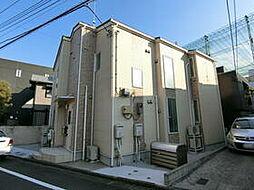 東急世田谷線 上町駅 徒歩10分の賃貸アパート