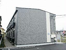 JR東海道本線 大垣駅 バス15分 河間下車 徒歩11分の賃貸アパート