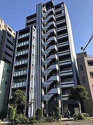 京急本線 新馬場駅 徒歩5分の賃貸マンション