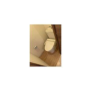 トイレ,1K,面積25.87m2,賃料7.8万円,東武東上線 大山駅 徒歩7分,,東京都板橋区大山西町52-1