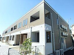 JR武蔵野線 市川大野駅 徒歩10分の賃貸アパート