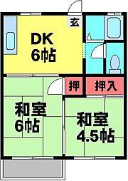【敷金礼金0円!】東武野田線 新柏駅 徒歩10分