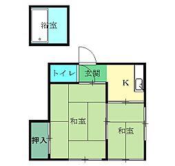 箱根板橋駅 3.0万円