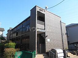 JR横浜線 淵野辺駅 徒歩15分の賃貸アパート