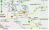地図,1K,面積19.8m2,賃料4.0万円,小田急小田原線 町田駅 徒歩7分,,東京都町田市原町田2丁目