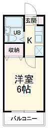 【敷金礼金0円!】新京成電鉄 上本郷駅 徒歩4分