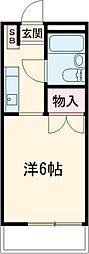 【敷金礼金0円!】多摩都市モノレール 上北台駅 徒歩29分
