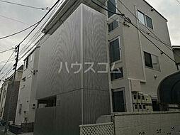 東急目黒線 不動前駅 徒歩7分の賃貸アパート