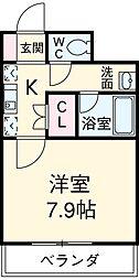 【敷金礼金0円!】フロンティアU