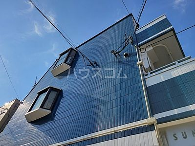 外観,2DK,面積31.86m2,賃料5.9万円,東京メトロ東西線 行徳駅 徒歩13分,,千葉県市川市宝2丁目