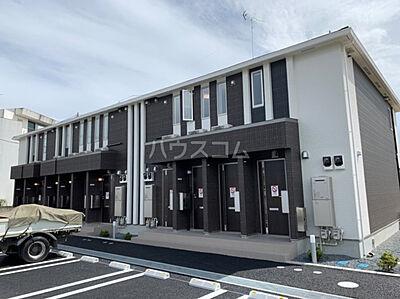 外観,1LDK,面積42.82m2,賃料5.9万円,つくばエクスプレス つくば駅 徒歩30分,,茨城県つくば市上ノ室