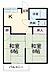 間取り,2DK,面積40m2,賃料6.5万円,JR武蔵野線 東浦和駅 徒歩15分,,埼玉県さいたま市緑区東浦和8丁目