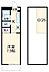 間取り,1K,面積22.35m2,賃料5.6万円,JR京浜東北・根岸線 蕨駅 徒歩8分,,埼玉県川口市芝5丁目
