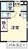 間取り,ワンルーム,面積17m2,賃料4.0万円,JR中央線 日野駅 徒歩8分,,東京都日野市新町2丁目