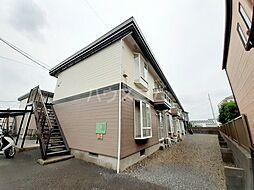 JR高崎線 桶川駅 徒歩31分の賃貸アパート