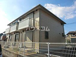 JR総武本線 佐倉駅 バス10分 根郷小学校下車 徒歩4分の賃貸テラスハウス